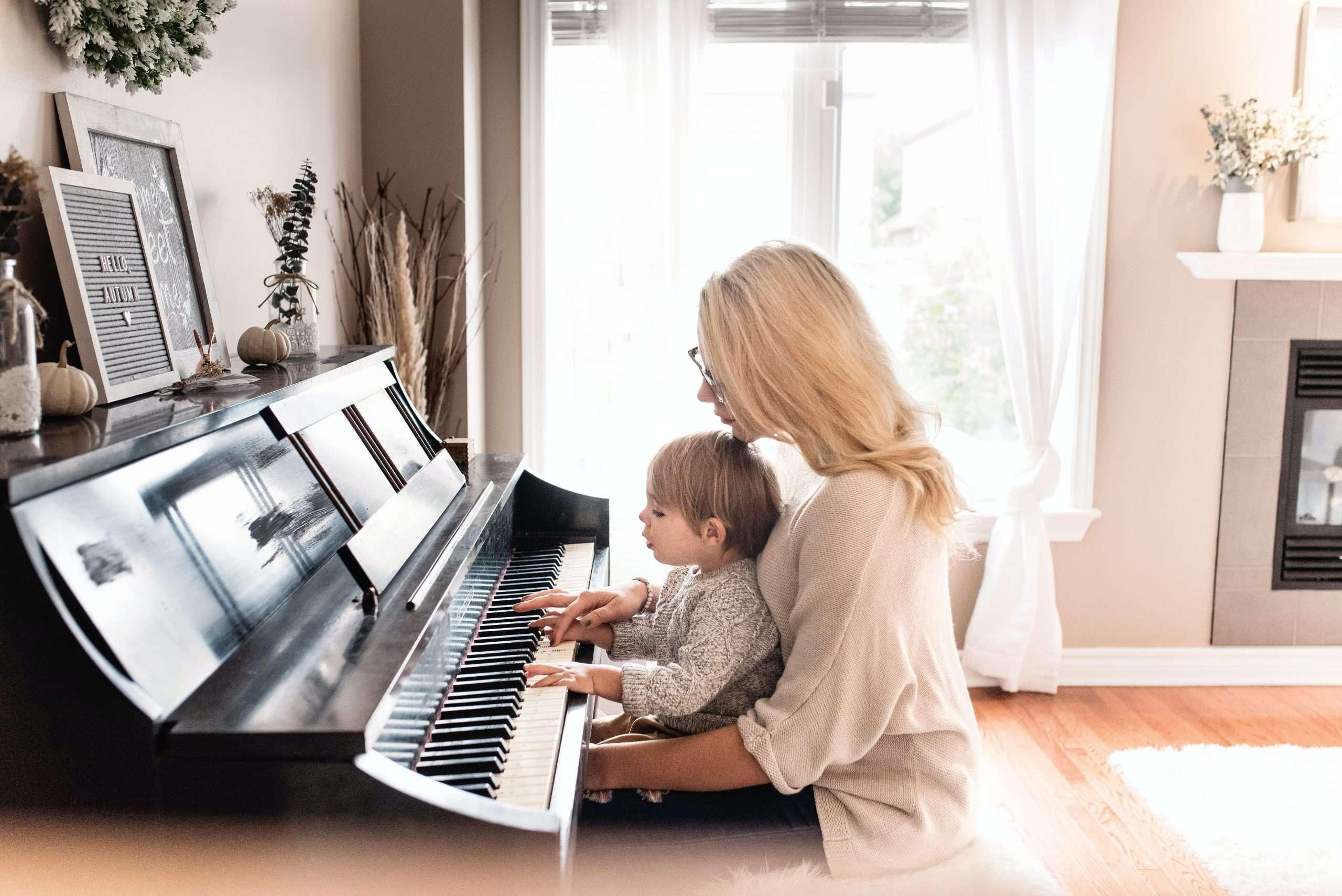 développement musical de votre enfant